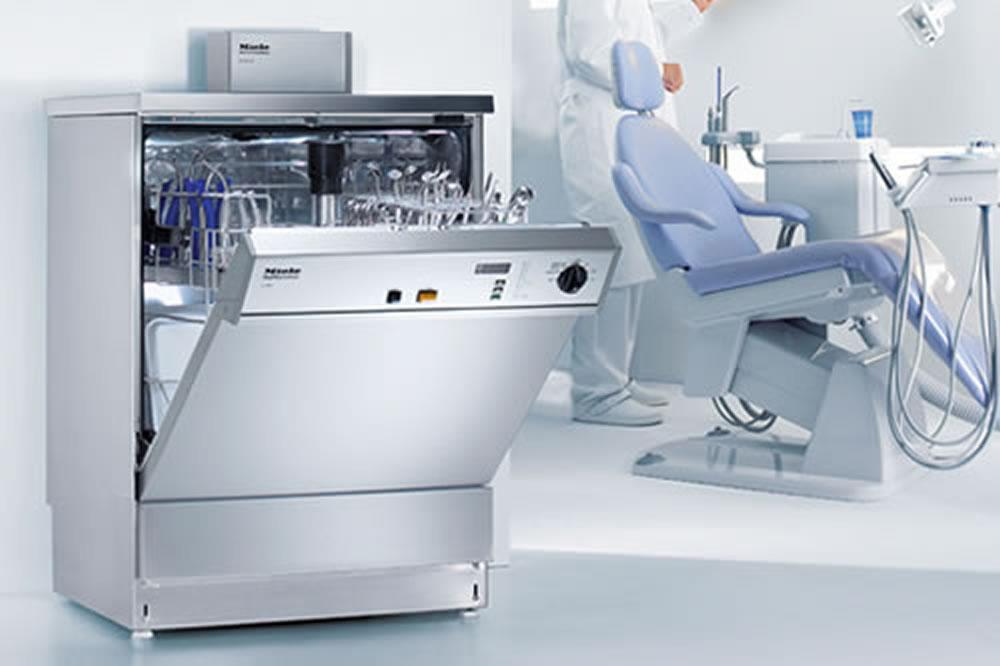 医療用洗浄機ミーレ